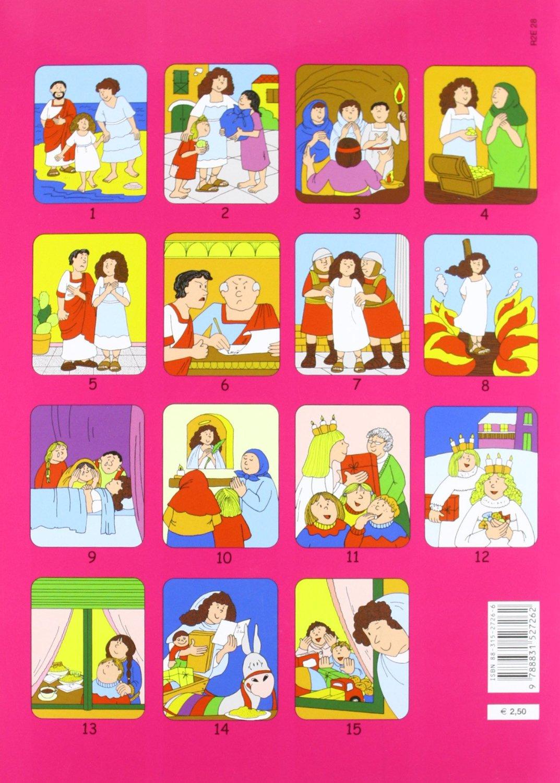 13 Dicembre La Vita Di Santa Lucia Da Colorare Avventolibri