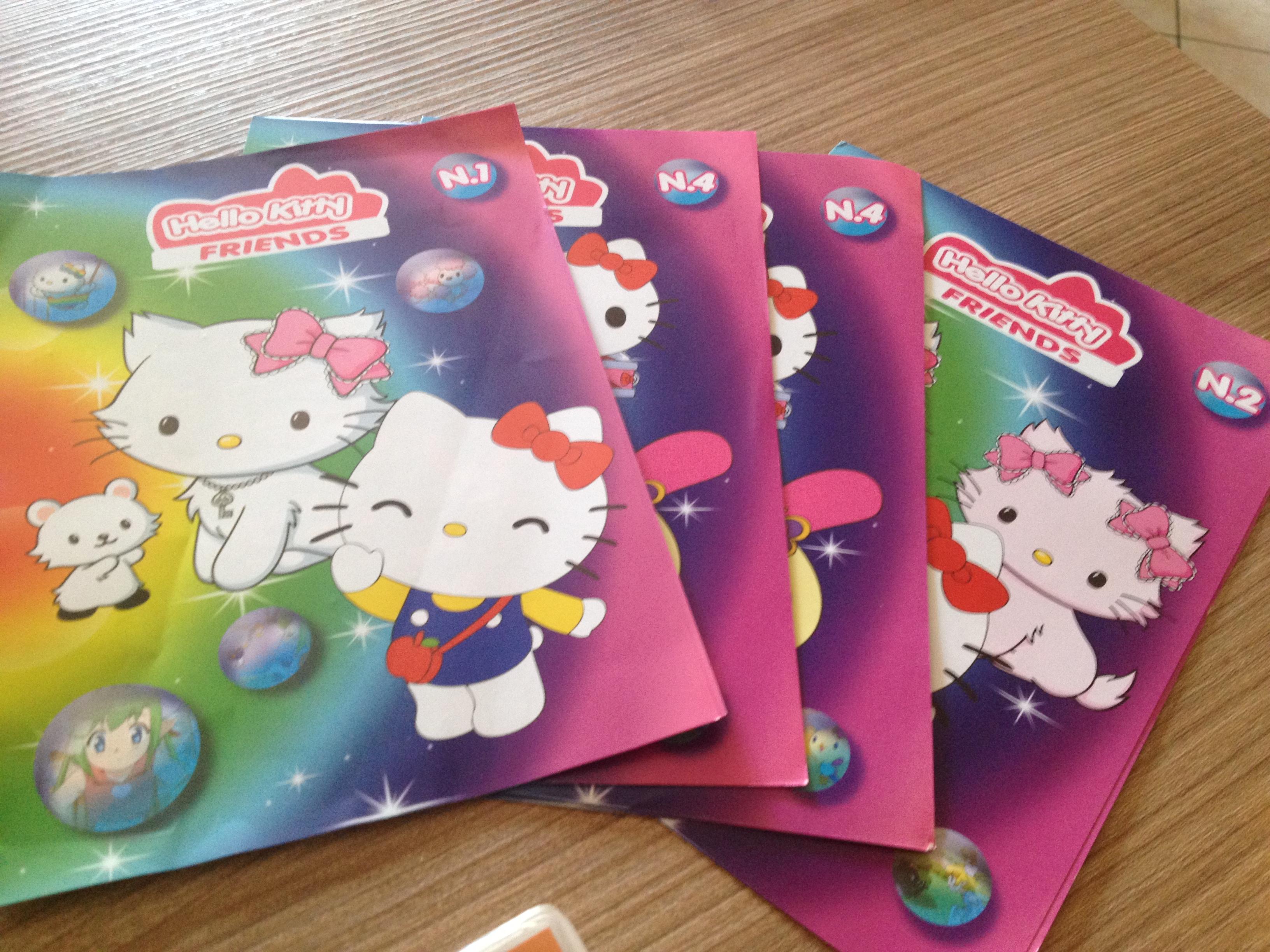 Di cartoni animati hello kitty e canali tv