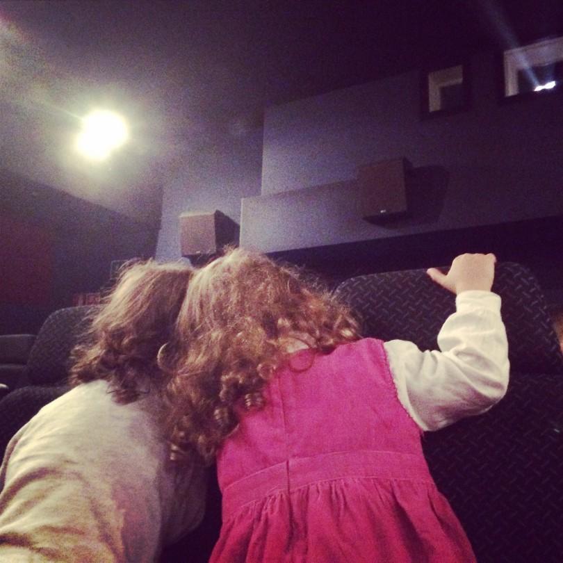 Quando Portare I Bambini La Prima Volta Al Cinema? Con Il