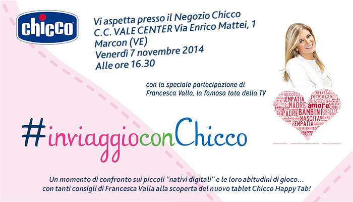 SAVE-THE-DATE_CHICCO_07_11_h16.30_MARCON_CC_VALECENTER