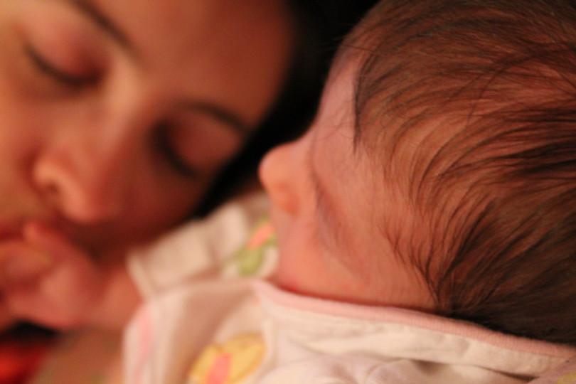 io e mia figlia
