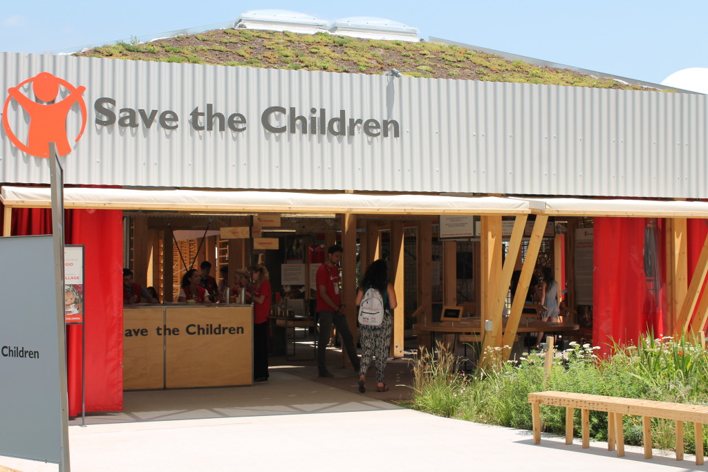 save the children expo
